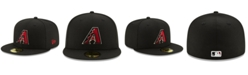 New Era Arizona Diamondbacks Authentic Collection 59FIFTY Fitted Cap