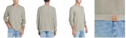 Weatherproof Vintage Men's Stonewashed Raglan Sleeve Honeycomb Sweater