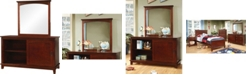 Furniture of America Hailey Transitional Mirror