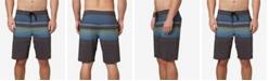 "O'Neill Men's Stripe Club 20"" Board Shorts"