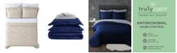 Truly Calm Antimicrobial 7 Piece Bed in a Bag, King