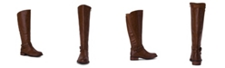 Wanted Women's Bergen Buckle Strap Tall Boots