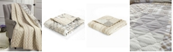 "American Heritage Textiles Somerset Decorative Throw, 50"" L X 60"" W"