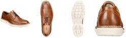 Alfani Men's Tolland Cap-Toe Oxfords, Created for Macy's