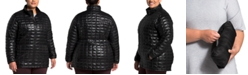The North Face Plus Size Thermoball Quilted Coat