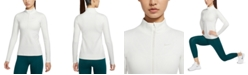 Nike Pro Women's Therma Dri-FIT Half-Zip Top