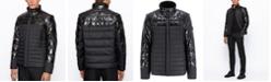 Hugo Boss BOSS Men's J_Skadar Regular-Fit Hybrid Jacket