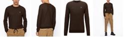 Hugo Boss BOSS Men's Amador Regular-Fit Knitted Sweater