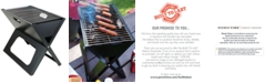 Picnic Time Oniva® by X-Grill Portable Charcoal BBQ Grill