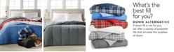 Home Design CLOSEOUT!  Down Alternative Color Comforters, Hypoallergenic, Created for Macy's