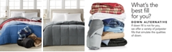 Home Design  Down Alternative Color King Comforter, Hypoallergenic, Created for Macy's