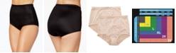 Bali Women's  Firm Control Tummy Panel 2 Pack X710