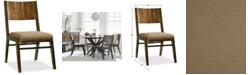 Furniture Ashton Wood Back Side Chair