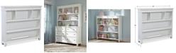 Furniture Roseville Kids Bookcase/Hutch