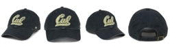 '47 Brand California Golden Bears Double Out CLEAN UP Cap