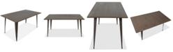 Lumisource Oregon 59'' Dining Table