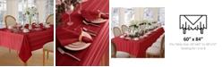 "Elrene Denley Stripe 60""x 84""  Tablecloth"