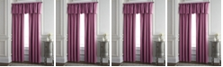 Colcha Linens Cambric Berry Lined Drapery Panel