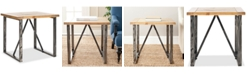 Safavieh Chase Wood Top End Table