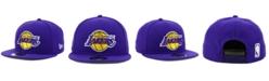 New Era Los Angeles Lakers Basic 9FIFTY Snapback Cap