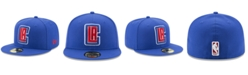 New Era Los Angeles Clippers Basic 59FIFTY Fitted Cap 2018