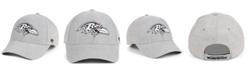 '47 Brand Baltimore Ravens Heathered Black White MVP Adjustable Cap