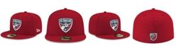 New Era FC Dallas Core 59FIFTY-FITTED Cap