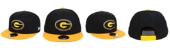 New Era Grambling Tigers Black Team Color 9FIFTY Snapback Cap