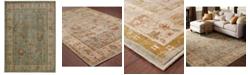 "Oriental Weavers CLOSEOUT!  Casablanca 4446C Blue/Ash 1'10"" x 3'3"" Area Rug"