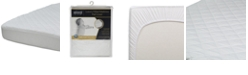 Delta Luxury Fitted Crib Mattress Pad Cover, Quick Ship