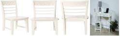 "My Home Amanda 38"" Desk Chair"
