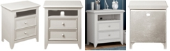 """My Home Bailey 25"""" 2 Drawer Night Stand"""