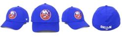 Authentic NHL Headwear New York Islanders Basic Flex Stretch Fitted Cap