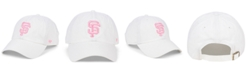 '47 Brand San Francisco Giants White Rose CLEAN UP Cap