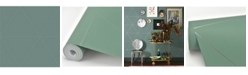 """Brewster Home Fashions Twilight Geometric Wallpaper - 396"""" x 20.5"""" x 0.025"""""""
