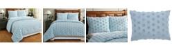 Better Trends Athenia Full/Queen Comforter Set