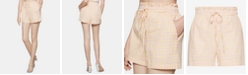BCBGeneration Paperbag-Waist Shorts