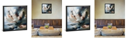 """iCanvas Heaven's Place by J.A Art Gallery-Wrapped Canvas Print - 18"""" x 18"""" x 0.75"""""""