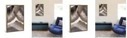 "iCanvas Neutral Agates Ii by Jennifer Goldberger Gallery-Wrapped Canvas Print - 26"" x 18"" x 0.75"""