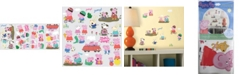York Wallcoverings Peppa the Pig Peel and Stick Wall Decals