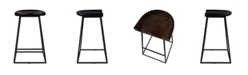 Moe's Home Collection Jackman Counter Stool - Set of 2