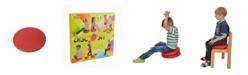 Gymnic Disc'O' Sit Jr. Inflatable Exercise Fitness Core Balance Cushion