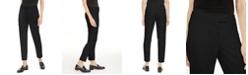 Anne Klein Cropped Straight-Leg Pants