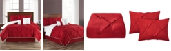 Sanders Pom-Pom Twin 6 Piece Comforter Set