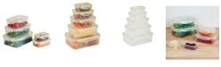 Honey Can Do Locking 10-Pc. Food Storage Set