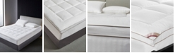 Kathy Ireland Home Gallery 100% Cotton-Top 2 Inch Gusseted Full Mattress Pad