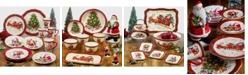 Certified International Vintage Santa Collection