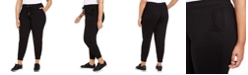Calvin Klein Plus Size Jogger Pants
