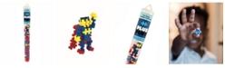 Plus-Plus - 70 Piece Superhero Assortment Building Set Mini Maker Tube