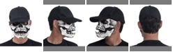 Zagone Studios ZagOne Size Studios White Ghost Little Raskull Latex Adult Costume Mask One Size